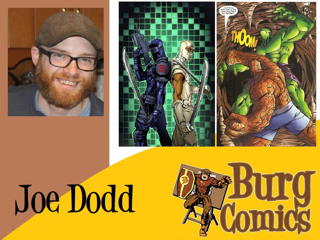 Burg Comics